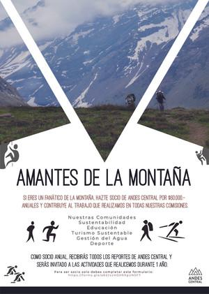 Andes Central lanza campaña para atraer socios anuales
