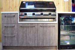 Outdoor Alfresco BBQ Kitchen