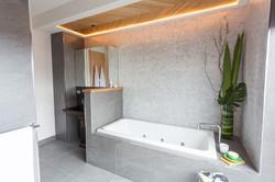 Industrial/Modern Bathroom The Block