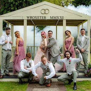 The Wroxeter Hotel, Shrewsbury