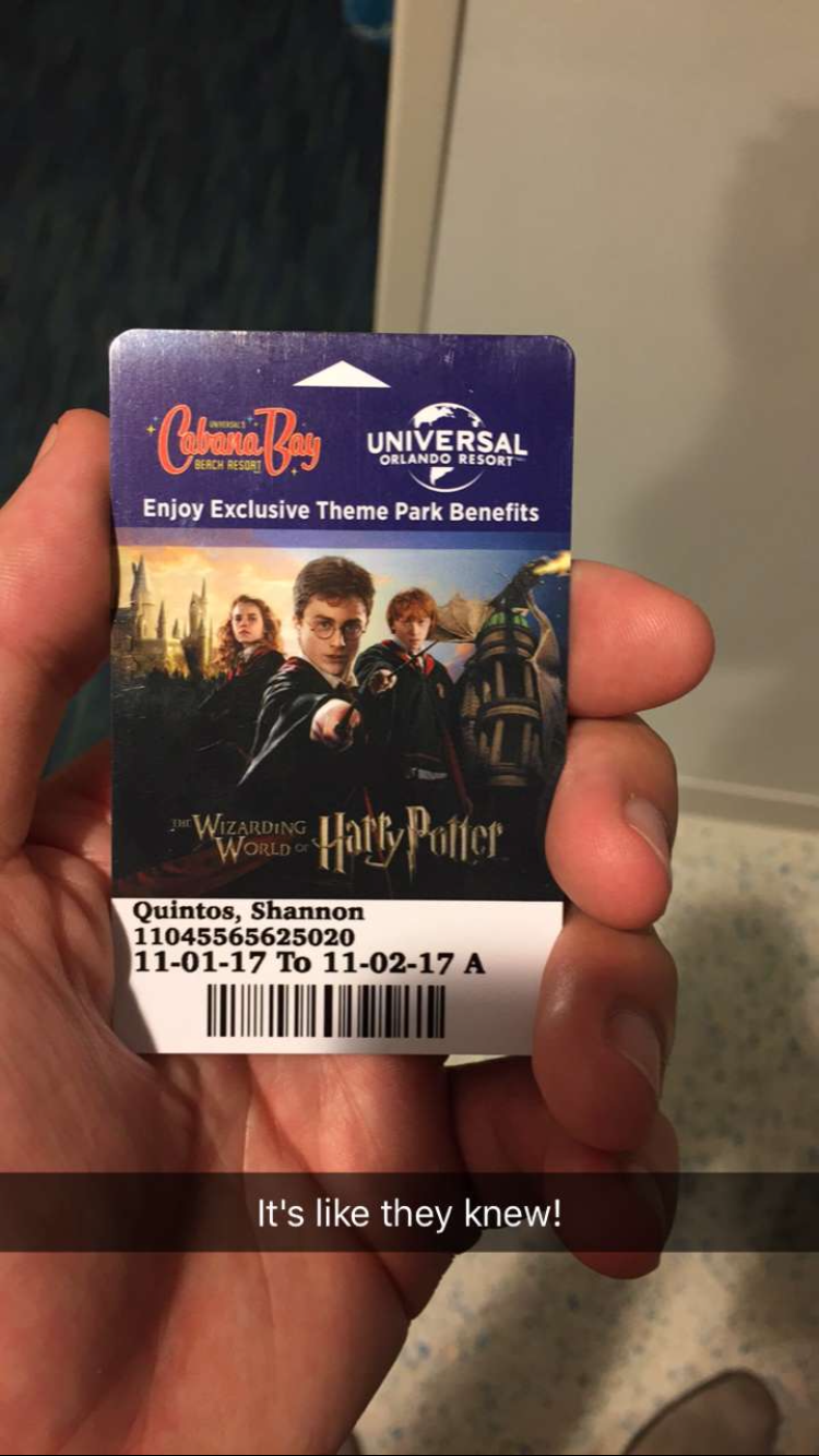 Our Early Park Pass
