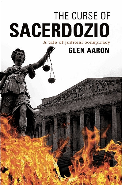 Curse of Sacerdozio book cover