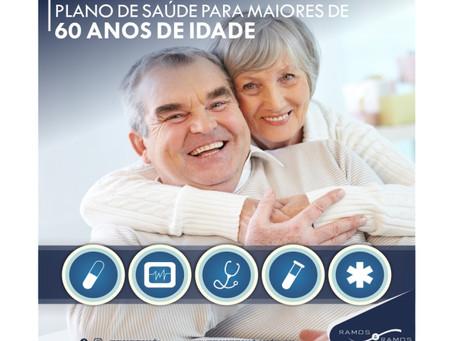 Plano de saúde para maiores de 60 anos de idade.