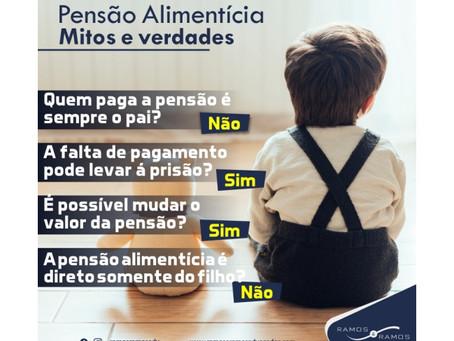 PENSÃO ALIMENTÍCIA