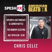 7 Chris Celiz Event Promo.png