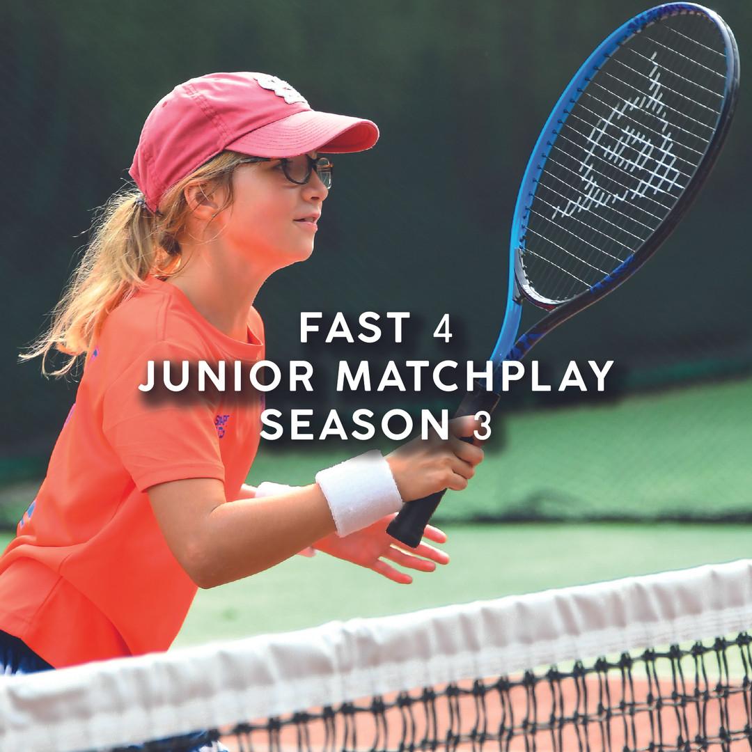 Fast 4 Junior Matchplay Season 3