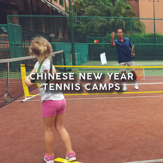 Chinese New Year Tennis Camps