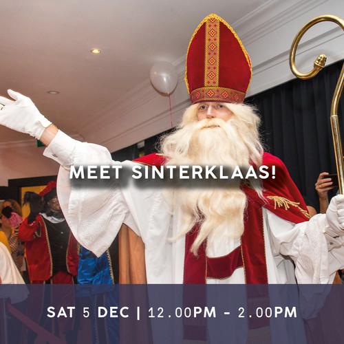 Sinterklaas is coming to Singapore!