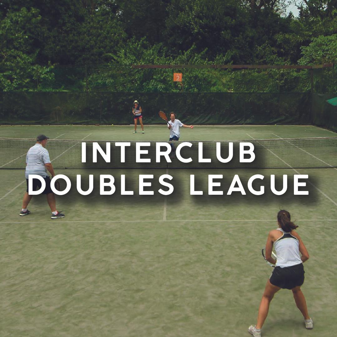 Interclub Doubles League