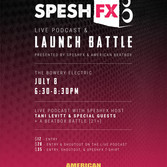 SpeshFX Launch Party Flyer