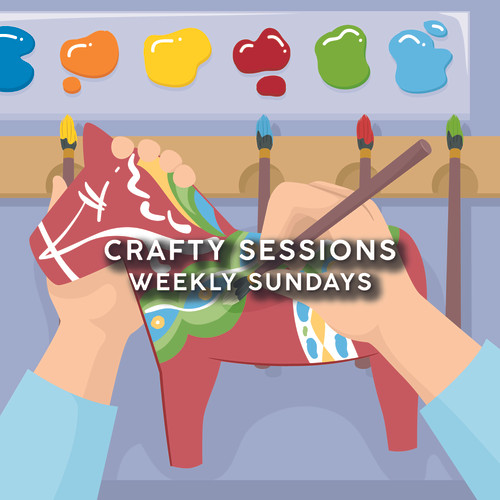 Crafty Sessions