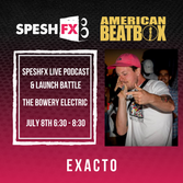 5 Exacto Event Promo.png