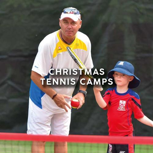 Christmas Tennis Camps
