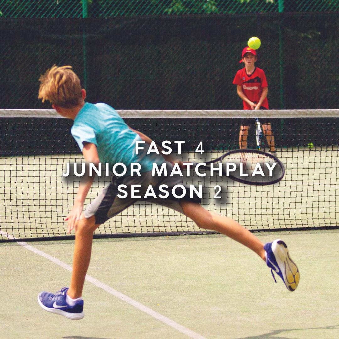 Fast 4 Junior Matchplay Season 2