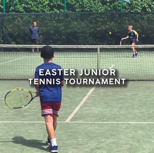 Easter Junior Tennis Tournament