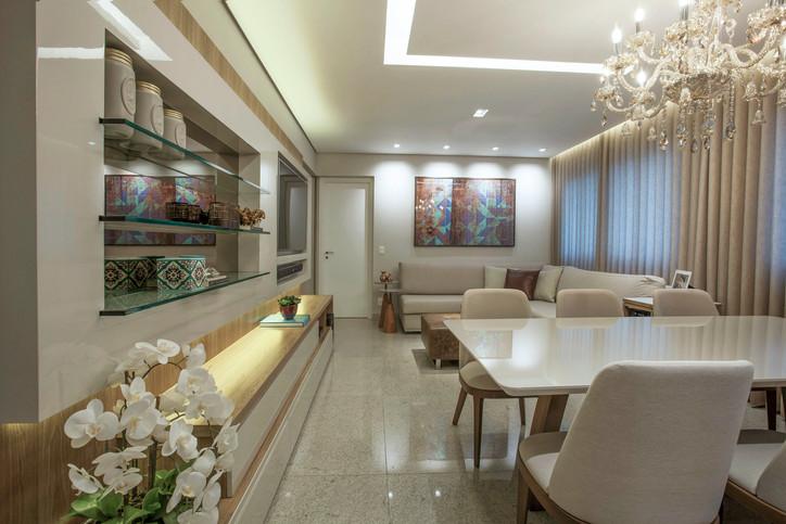 Projeto apartamento Timbiras 01 BH