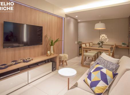 A importância de um projeto de arquitetura para apartamentos pequenos