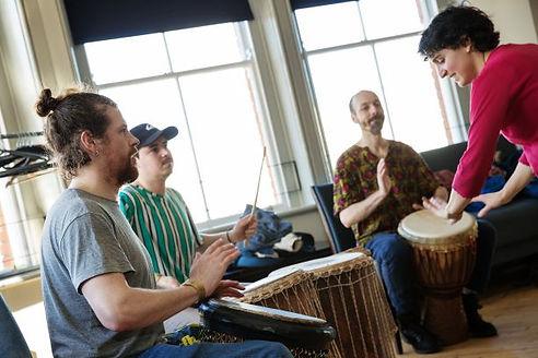 Drumming Workshop at Perform.jpg
