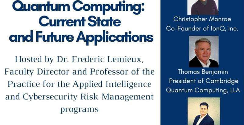 Quantum Computing: Current State And Future Applications