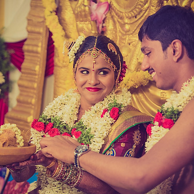 Ramya + Dhananjayan