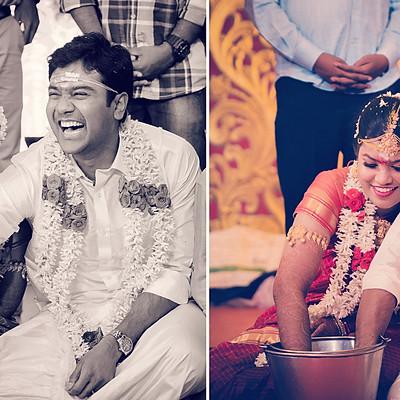 Niveditha + Sankaralingam