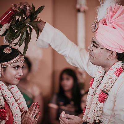 Krithi + Sriram