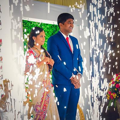 Hanisha + Parikshith