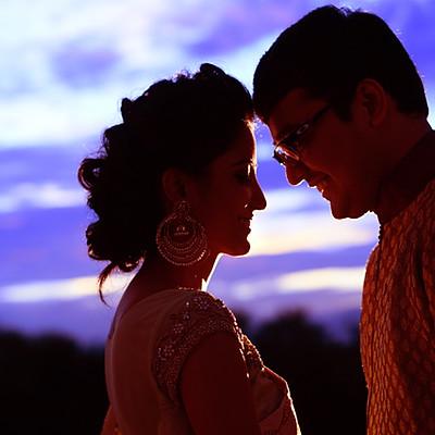 Aiswarya + Anirudh