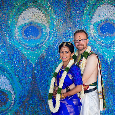 Aparna + Aaron