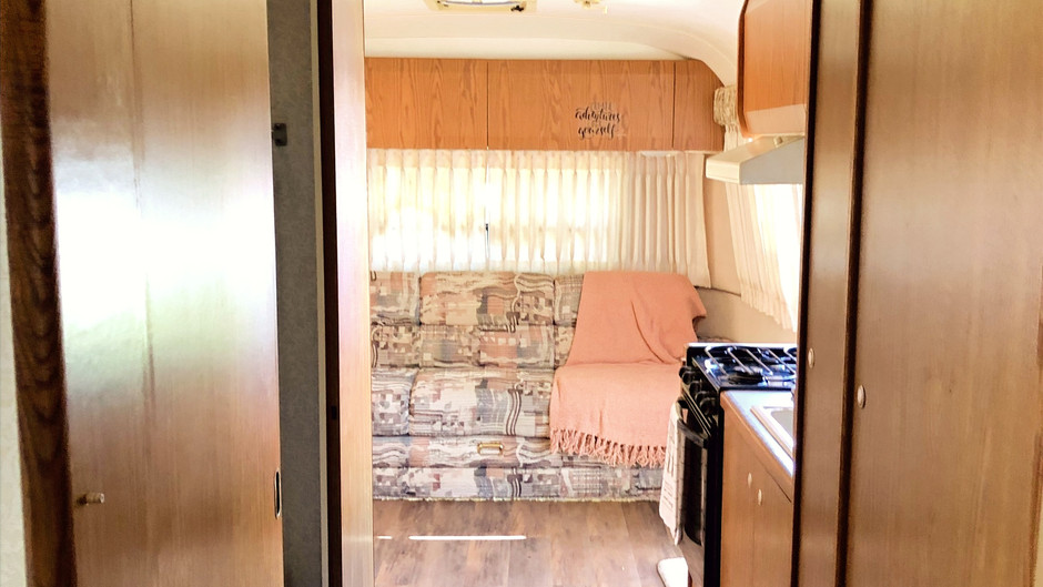 Our Airstream Renovation: The Before Photos
