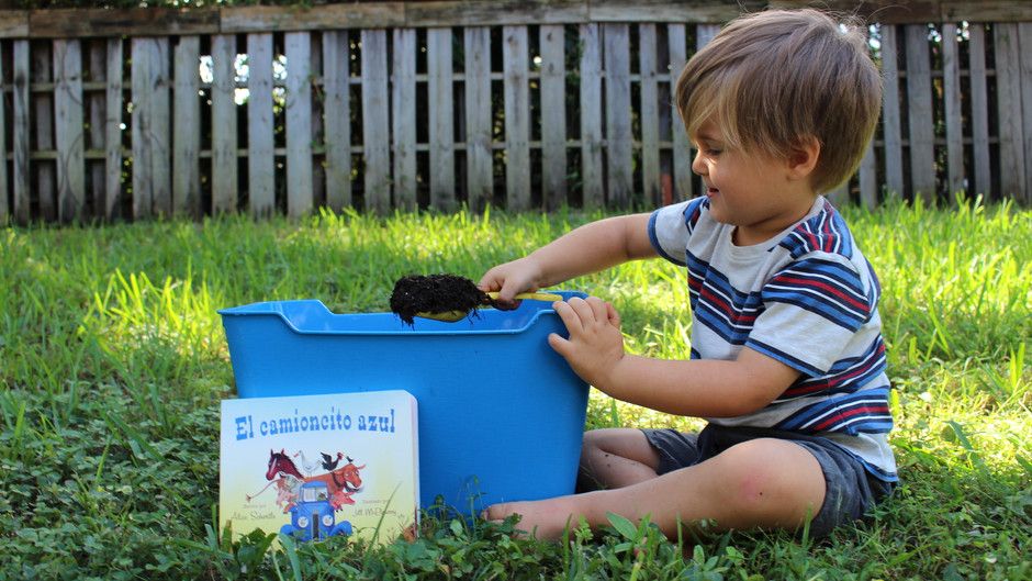 Fun Sensory Activity for Toddlers