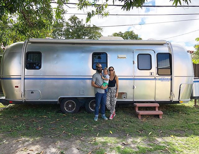 Party like it's 1999... Purchasing our Airstream