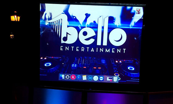 85 inch screen_Bello Entertainment copy.