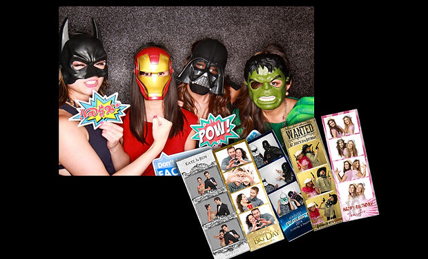 Bello Entertainment Photo Booth Profile