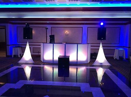 Bello Entertainment DJ Set Up Gold.jpg