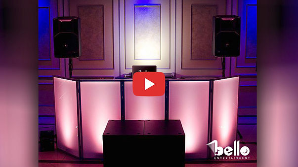 Bello Entertainment - DJ Bronze Package.