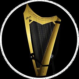 Kiki Bello Electro Harpist HOME Icons Ha