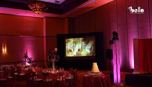 Bello Entertainment Screen Projection Sl