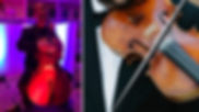 Cellist Violinist Los Angeles Wedding.jp