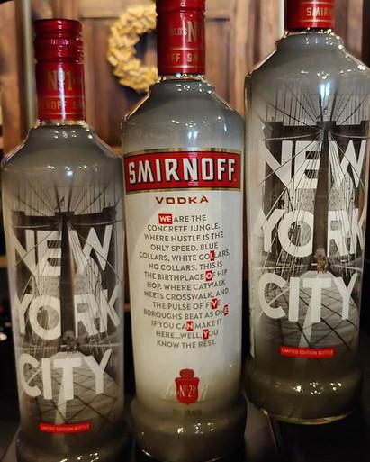 Smirnoff Limited Edition NYC