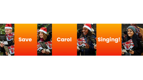 Read our open letter to the government to Save Carol Singing