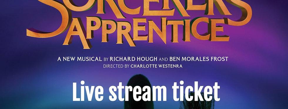 Sorcerer's Apprentice Streaming ticket & programme