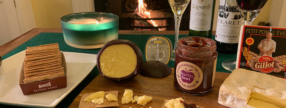 Cheese & Wine Tasting Experience