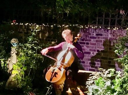 Matthew Sharp – The Enchanted Cello, 5th Sept 2020