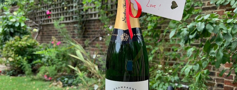 Champagne Celebration Half-bottle