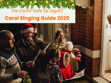 The Safe Carol Singing Guide for the pandemic