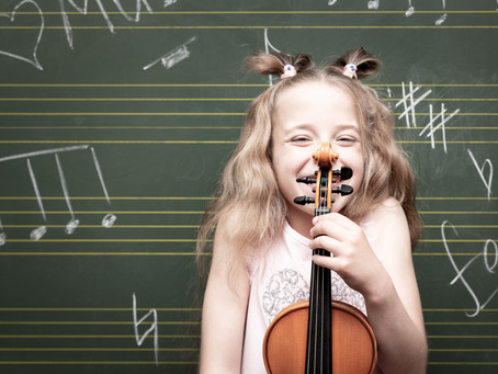 Creating a Fun Practice Space for Your Child