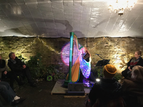 Eleanor Turner – Harp – On Wing & Water 20th Oct 2020