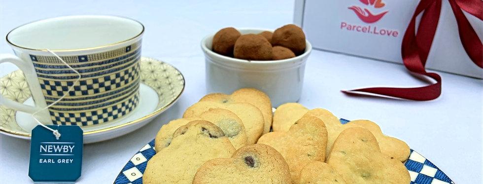 Tea-Time Love: Tea & Biscuits