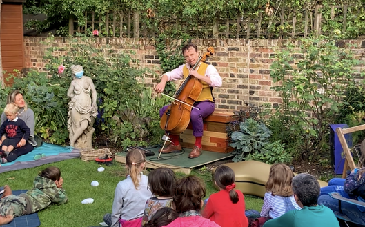 Matthew Sharp Family Fun: Hansel & Gretel and other musical stories, 5th Sept 2020
